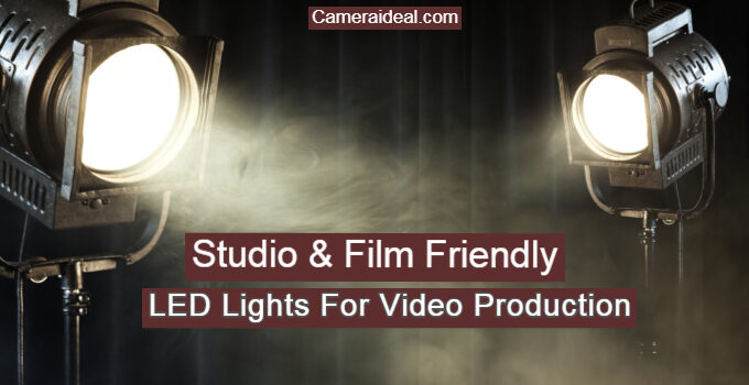 LED Lights For Video Production